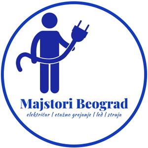 Majstori Beograd cena, haus majstor, etazno grejanje elektricar Logo