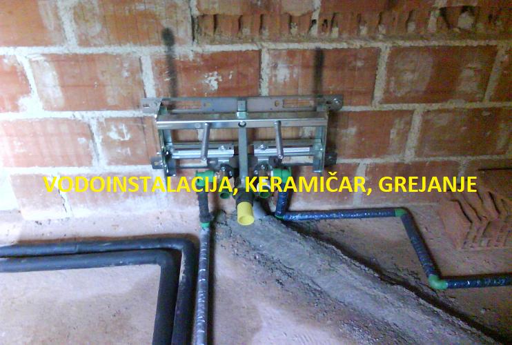 vodoinstalacija keramicarski poslovi grejanje